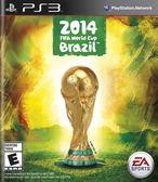 PS3 EA Sports 2014 FIFA World Cup Brazil FIFA 世界盃足球賽 2014(美版代購)