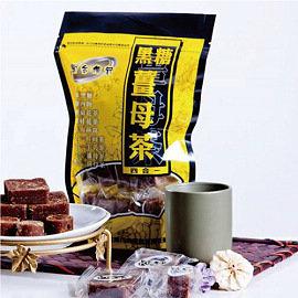 【黑金傳奇】黑糖薑母茶(四合一)(420g/袋,大顆)-含運價