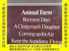 二手書博民逛書店罕見奧威爾文集Y430369 喬治奧威爾 book club associates 出版1981