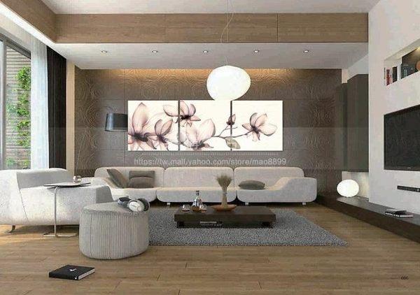客廳裝飾壁畫/無框畫-抽象【40*40*0.9三幅】LG-4111025