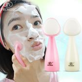 刷手工洗臉刷洗臉神器軟毛潔面刷洗臉儀潔顏清潔毛孔肌膚【快速出貨】