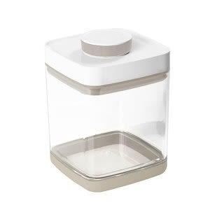 ANKOMN Savior 真空保鮮盒 2.5L 台灣設計製造 - 米白色