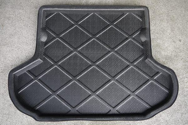 吉特汽車百貨 第二代 三菱 OUTLANDER 專用凹槽防水托盤 防水墊 100%防水 防塵 防滾動