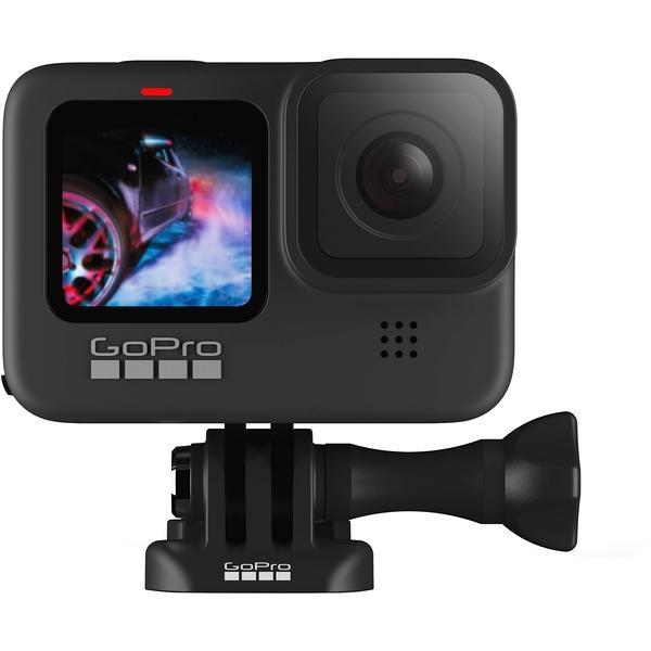 新上市! GoPro HERO9 Black全方位運動攝影機 CHDHX-901-LW (公司貨 晶豪野