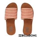BILLABONG HORIZON拖鞋 (條紋紅) JFOTPBHOVCR【GO WILD】