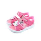 Hello Kitty 凱蒂貓 涼鞋 粉紅 中童 童鞋 819225 no791