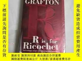 二手書博民逛書店R罕見is for ricochetY206777 Sue gr