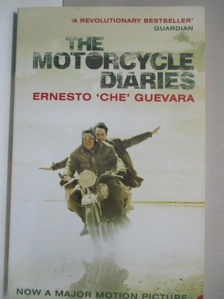 【書寶二手書T8/原文小說_IJ3】The Motorcycle Diaries_Ernesto 'Che' Guevara