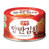 韓國 泡菜罐頭 160g【櫻桃飾品】【27096】
