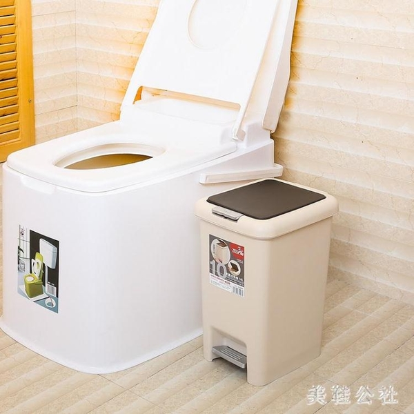 30l飛達三和垃圾桶大號 雙蓋 腳踏式家用垃圾桶廚房衛生間TT823『美鞋公社』