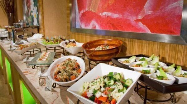 台北花園大酒店-六國餐廳自助餐券