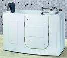 【麗室衛浴】孝親缸 / 步入式浴缸 適合家中長輩及行動不便人士 LS-T107 1400*760*H980mm