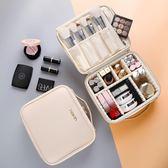 化妝包女便攜大容量多功能簡約lolita收納箱品盒ins風超火網紅