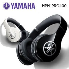 專櫃限量檯面展示品 品項極優 YAMAHA HPH-PRO400 耳罩式 耳機 黑 白 公司貨