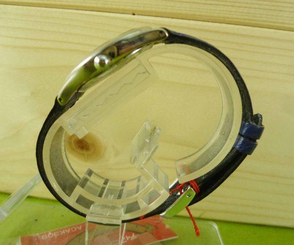 【震撼精品百貨】米奇/米妮_Micky Mouse~手錶-米妮圖案-藍色錶帶