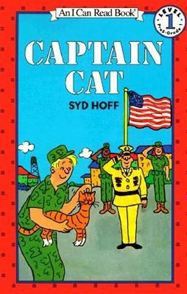(二手書)An I Can Read Book Level 1: Captain Cat