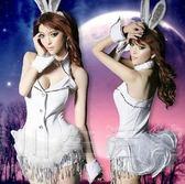 新款酒吧ds演出服裝領舞服中秋節晚會派對patty兔女郎舞臺裝 晴川生活館