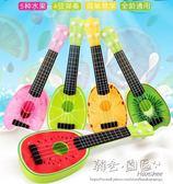 618好康又一發兒童吉他玩具可彈奏尤克里里樂器小孩