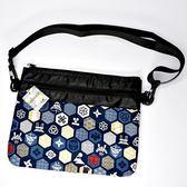 日本圖騰 側背包 手拿包 文件包 A4剛剛好 日本帶回