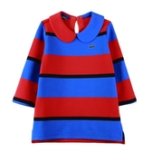『小鱷魚童裝』條紋洋裝(02號~10號)552304