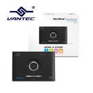 VANTEC 凡達克 超高速傳輸方塊 2.5/3.5吋 硬碟外接座 NST-D306S3 黑色
