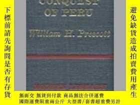 二手書博民逛書店History罕見Of The Conquest Of Mexico And History Of The Con