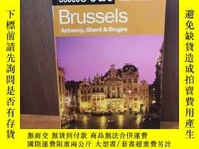 二手書博民逛書店Time罕見Out Brussels: Antwerp, Ghe