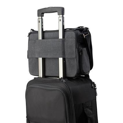 Tenba Cooper 13 Slim Camera Bag Grey Canvas 酷拍肩背帆布包 酷拍13S 灰帆 公司貨【 637-402】