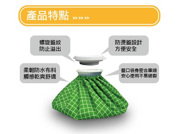 REXICARE 冰溫兩用敷袋 9吋 (混色出貨)