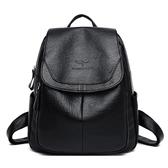 雙肩包女2020新款大容量媽咪包時尚正韓百搭軟皮旅行女士背包 【Ifashion·全店免運】