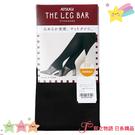 【京之物語】日本製造ATSUGI THE LEG BAR210丹發熱加工女性全黑褲襪L-LL