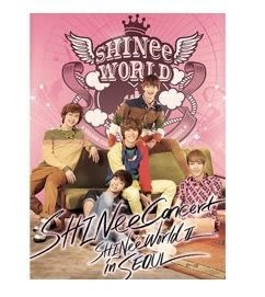 SHINee 二巡首爾場LIVE  台壓豪華版 DVD  (購潮8)