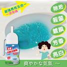 【家適帝】馬桶自動清潔芳香抑菌液(3入)