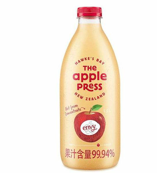 C127988 The Apple Press 紐西蘭進口愛妃蘋果汁 1.5公升