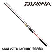 漁拓釣具 DAIWA ANALYSTER TACHIUO ML-180・R [船釣竿]