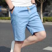 大呎碼短褲夏季寬鬆休閒時尚潮流韓版個性大碼褲子 JD2839【123休閒館】