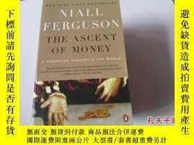 二手書博民逛書店The罕見Ascent of Money: A Financia