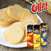 韓國 ORION好麗友 新包裝 烘焙洋芋片 80g 原味 起司 香蒜奶油 洋芋片 預感洋芋片