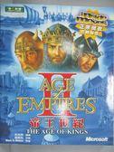 【書寶二手書T1/電玩攻略_WFD】帝王世紀攻略秘笈_華克爾