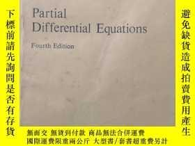 二手書博民逛書店Partial罕見Differential equations(