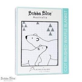 Bubba Blue 舒眠毯 北極熊