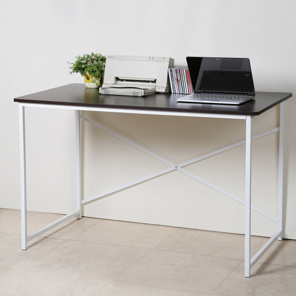 書桌《YoStyle》托比120cm工作桌 書桌 電腦桌 辦公桌 寫字桌 (二色任選)