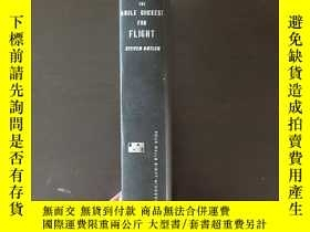 二手書博民逛書店The罕見Angle Quickest for FlightY2