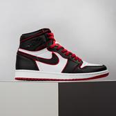 Air Jordan 1 RETRO 高筒 喬丹 經典OG配色 黑紅 男子 籃球鞋 555088-062