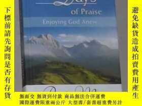 二手書博民逛書店英文原版罕見Thirty-One Days of Praise: