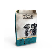 寵物家族-Livin'Wild野宴無穀全齡犬飼料 放養鴨&草飼鹿1LB