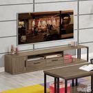 【森可家居】科比方框6.5尺電視櫃 8ZX587-2 長櫃