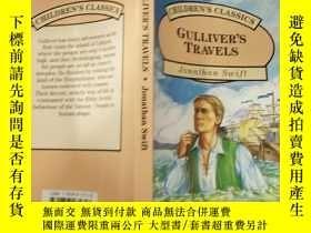 二手書博民逛書店gulliver s罕見travels : 格列佛遊 記Y200392