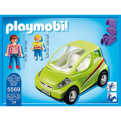 playmobil 城市生活系列 房車_PM05569