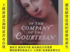 二手書博民逛書店英文原版罕見Company of the Courtesan b